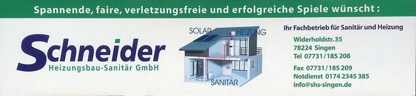 Schneider Heizungsbau-Sanitär