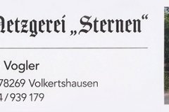 Landgasthaus & Metzgerei Sternen